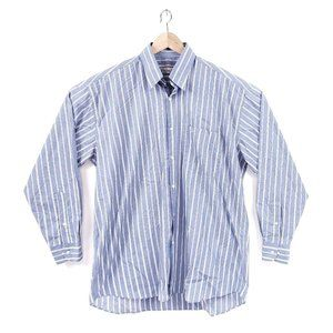 Christian Dior Men's Dress Shirt 16 1/2 Long Sleev